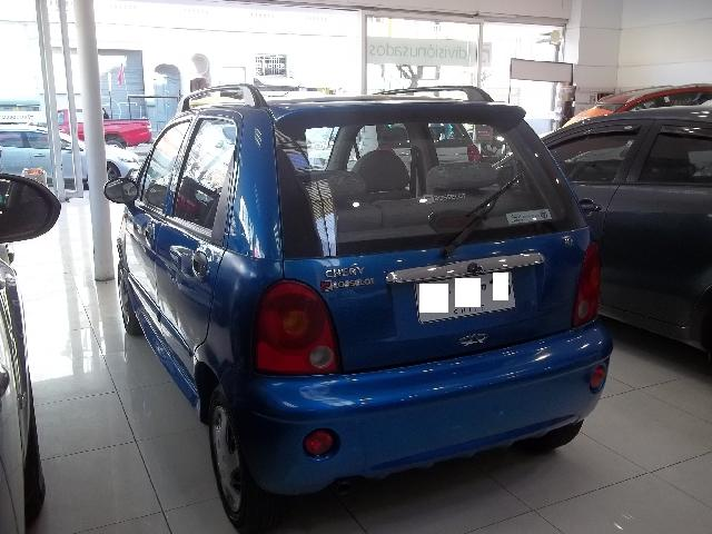 Autos Rosselot Chery Iq 1.1 mt dh ac cc s/llantas-iq1100 2013