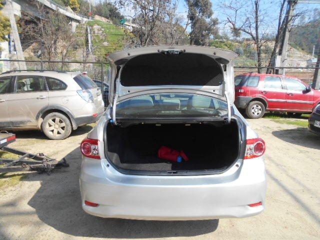 Autos Rosselot Toyota Corolla xli 1.6 mec 2013