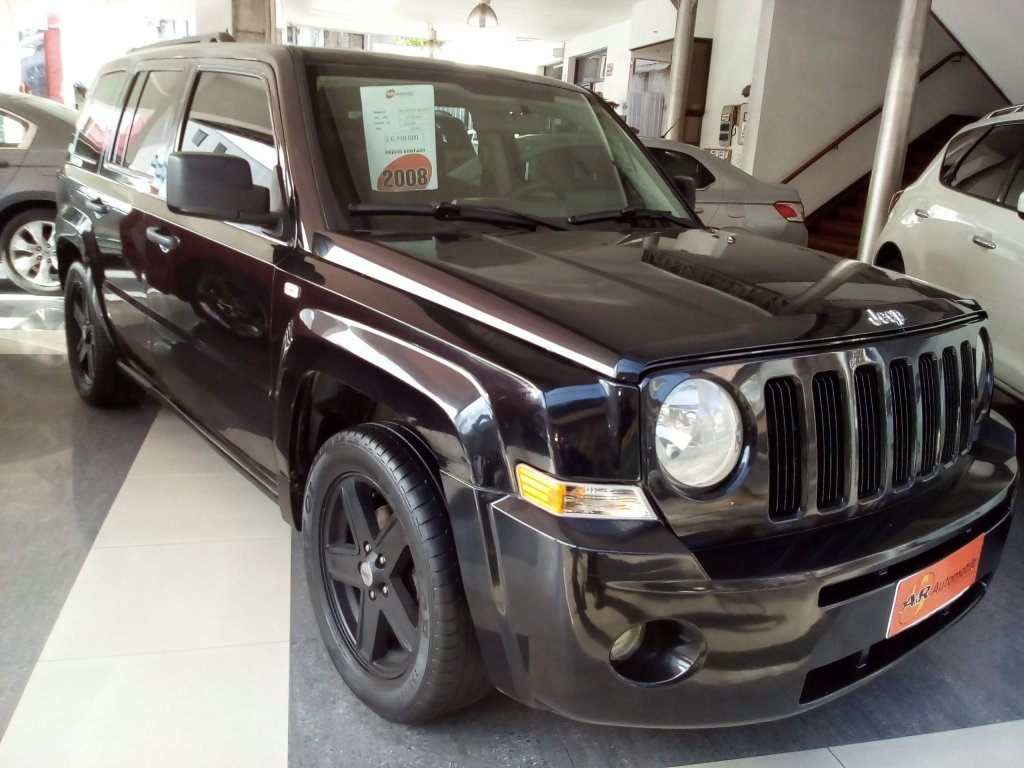 jeep patriot 4x4 2.4 aut
