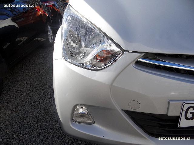 Autos Hernández Motores Hyundai Eon 2015