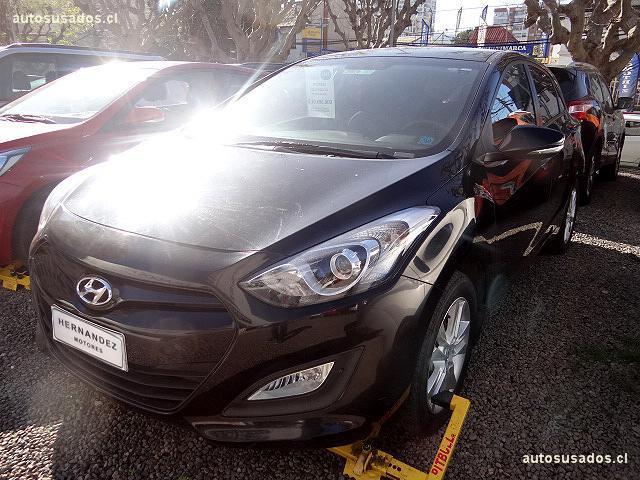 Autos Hernández Motores Hyundai I30 2015