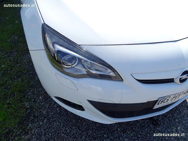 Autos Hernández Motores Opel Astra 2014