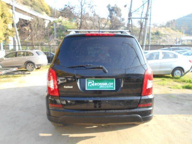 Camionetas Rosselot Ssangyong New rexton xdi 2.0 aut 2013