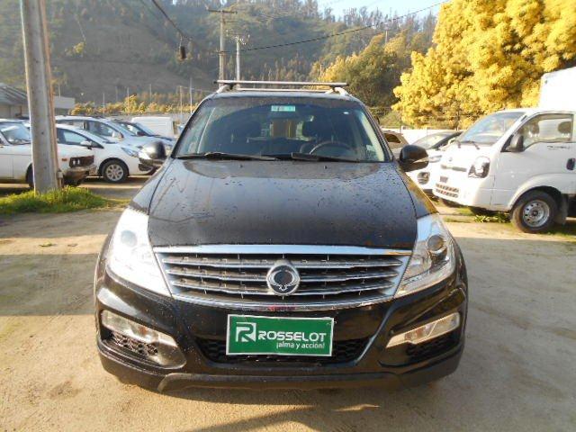 ssangyong new rexton xdi 2.0 aut
