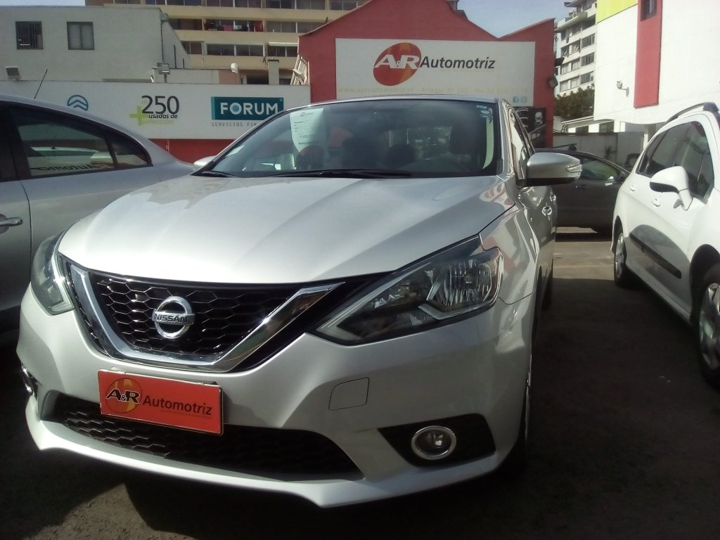 Autos AyR Automotriz Nissan Sentra advance 1.8 f 2017