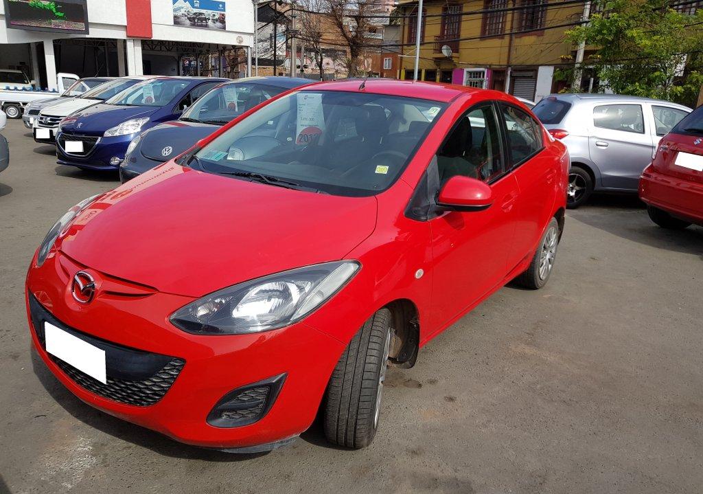 Autos AyR Automotriz Mazda 2 s 1.5 2012