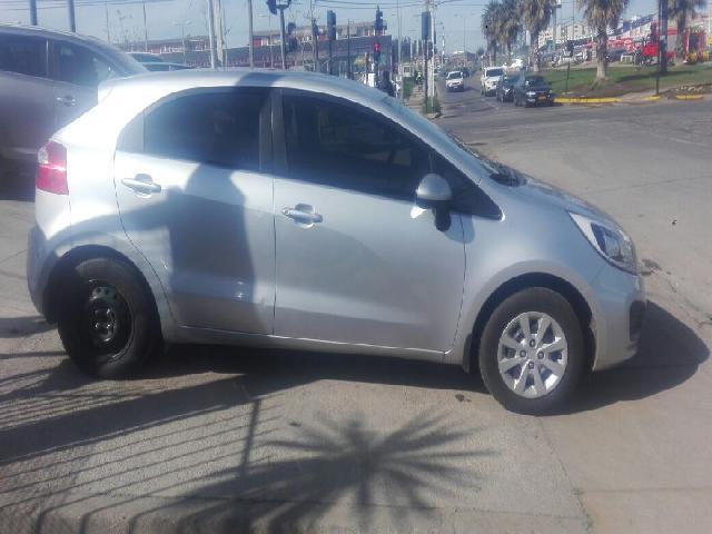 Autos Rosselot Kia Rio 5 ex 1.2l 5mt euro v-1525  2015