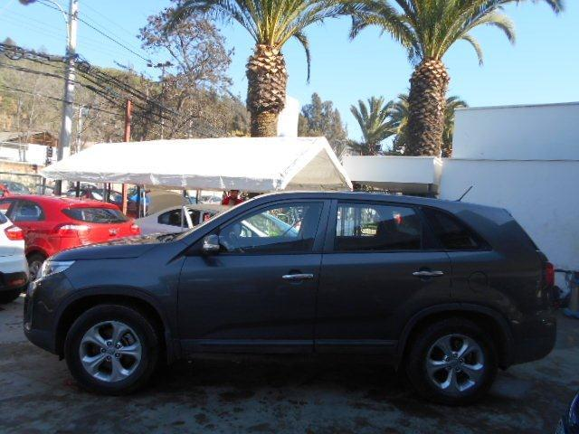 Autos Rosselot Kia New sorento ex 2.4 7s gsl 6 at 4x2-1377  2013