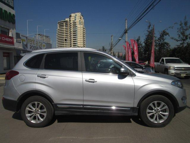 chery grand tiggo gls cvt at 2.0
