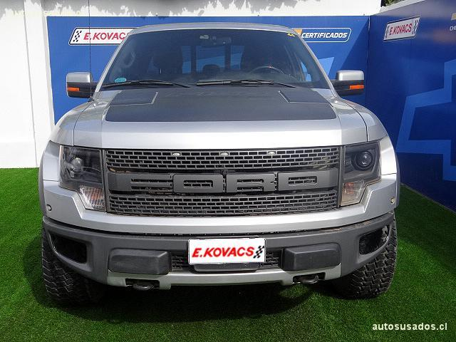 Autos Kovacs Ford Raptor 4x4 2015