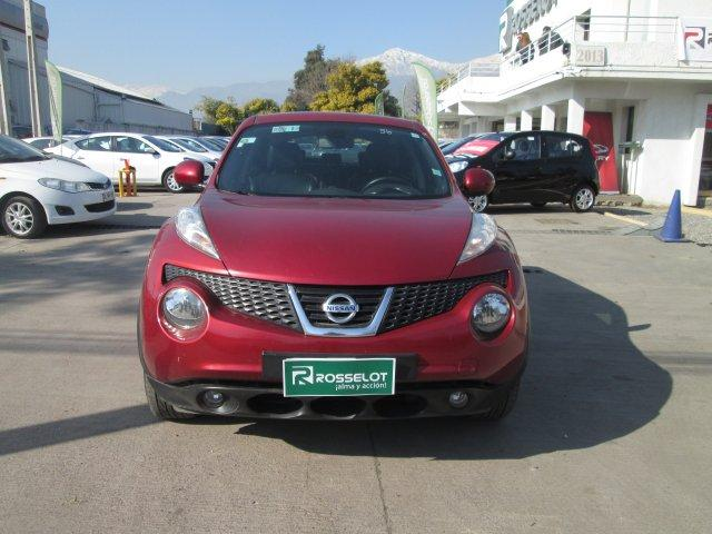Autos Rosselot Nissan Juke mid cvt-fl002  2013