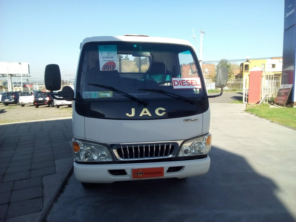 jac urban hfc 1035
