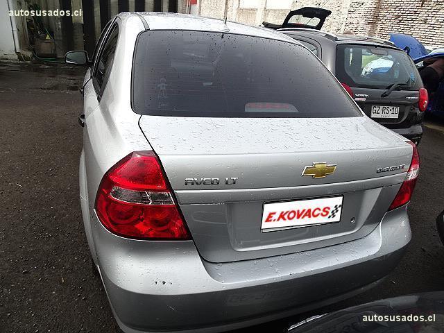 Autos Kovacs Chevrolet Aveo 2012