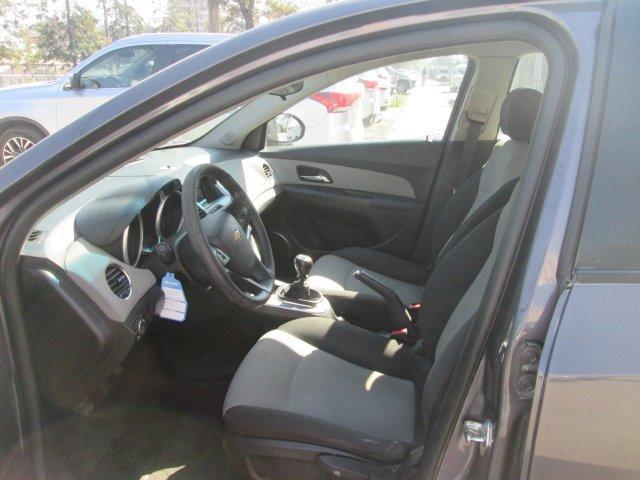 Autos Rosselot Chevrolet Cruze 1.8 nb ls mt 2ab ll 2011