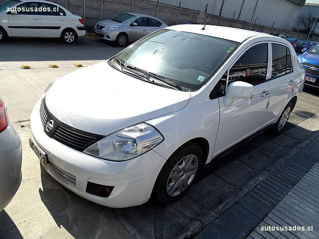 Autos Kovacs Nissan Tiida 2014