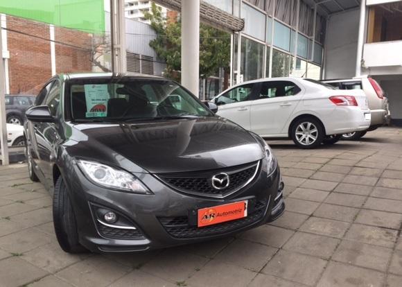 Autos AyR Automotriz Mazda 6 sedan 2.0 llantas 2011