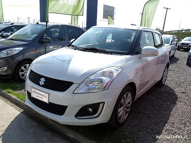 Autos Hernández Motores Suzuki Swift 2016