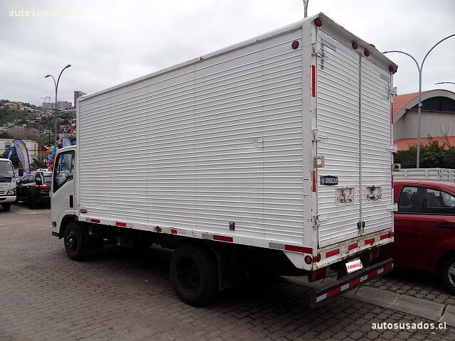 Camiones Kovacs Chevrolet Nkr 2012