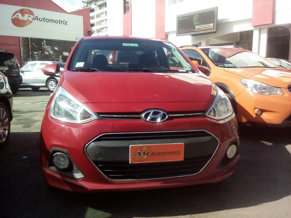 Autos AyR Automotriz Hyundai I10 gls 1.2 2017
