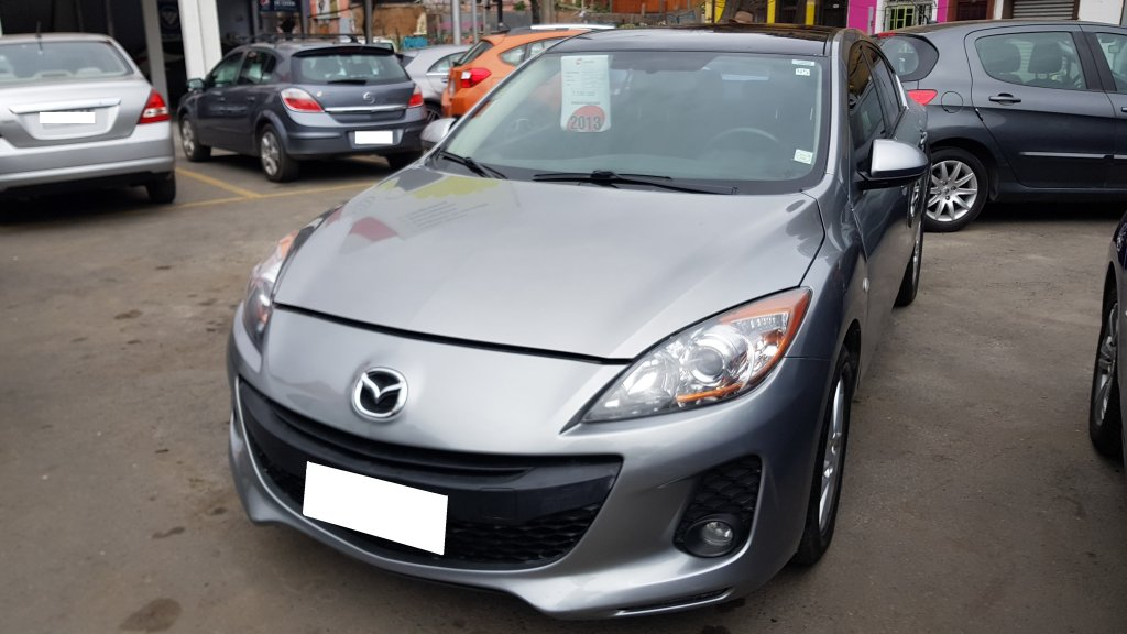 Autos AyR Automotriz Mazda  3 full llantas 1.6 2013