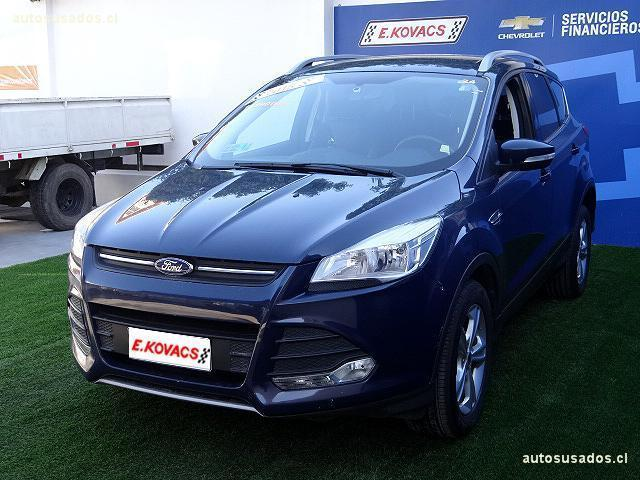 Camionetas Kovacs Ford Escape 2015