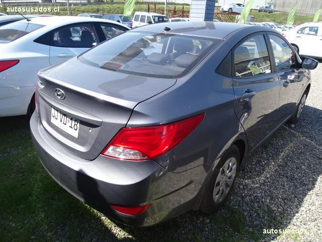 Autos Hernández Motores Hyundai Accent 2017