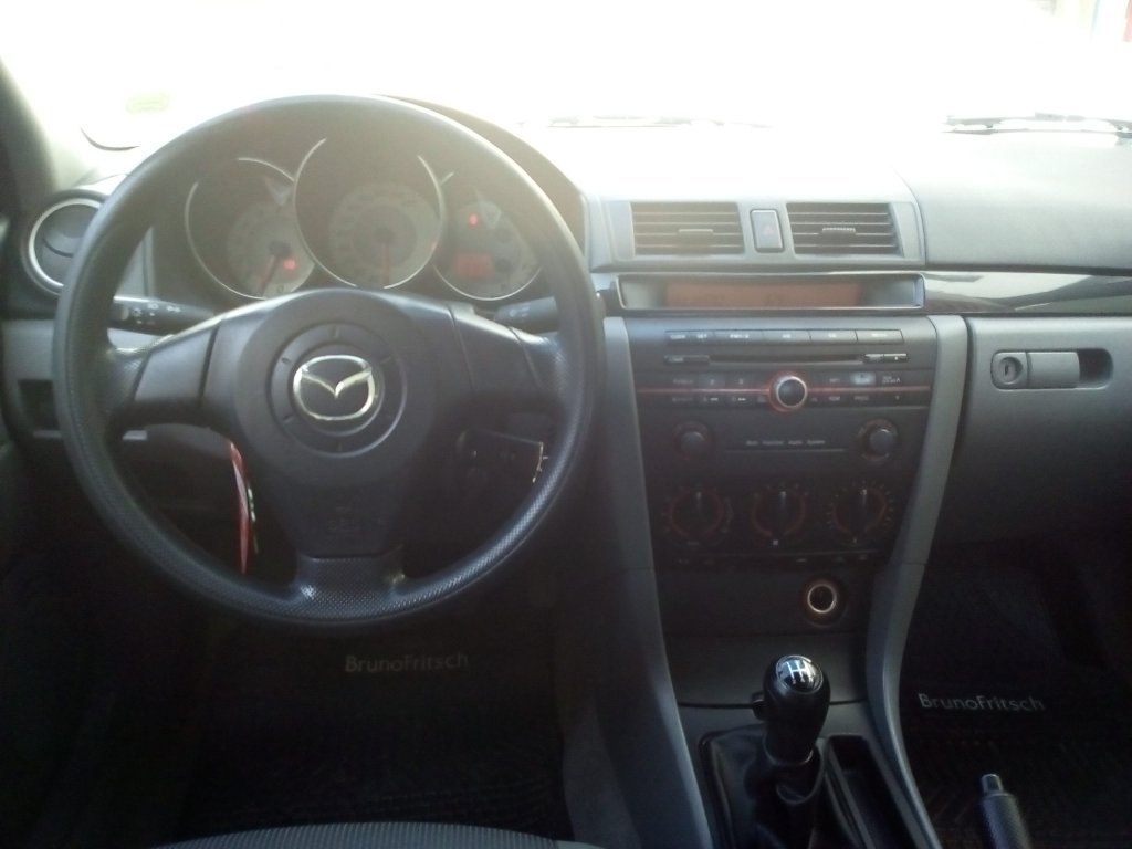 Autos AyR Automotriz Mazda  3 full llantas 1.6 2007