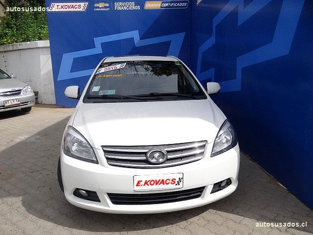 Autos Kovacs Great wall Voleex c30 2015