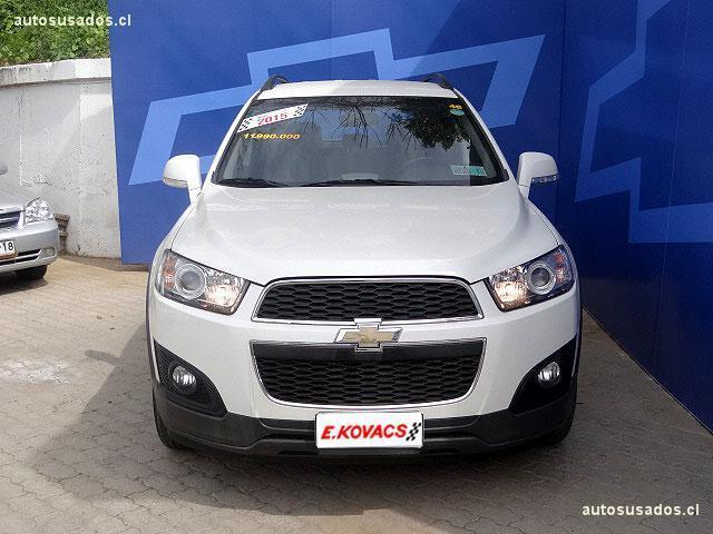 Camionetas Kovacs Chevrolet Captiva 2015