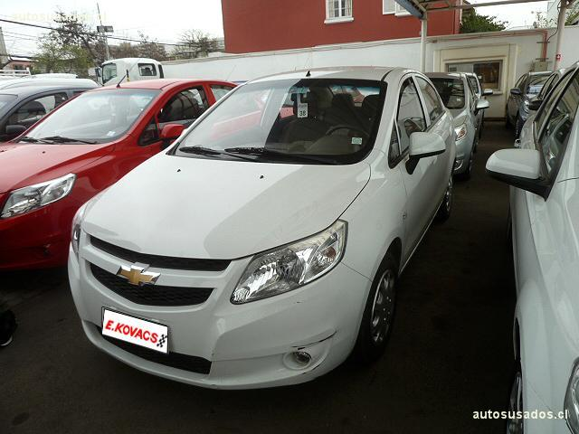Autos Kovacs Chevrolet Sail 2012