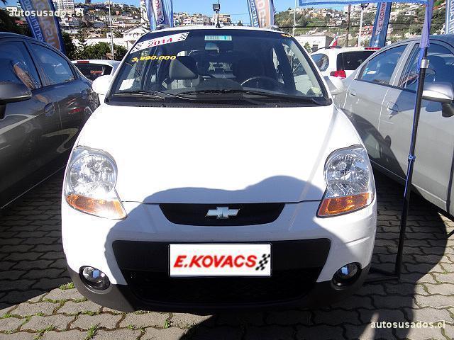 Autos Kovacs Chevrolet Spark 2014