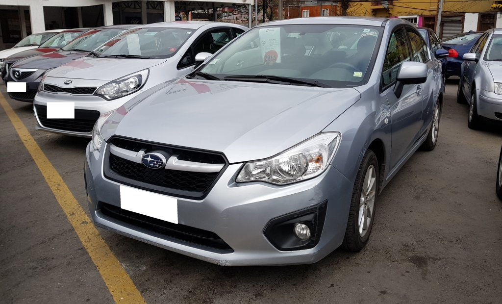 Autos AyR Automotriz Subaru Impreza new awd cvt  2014
