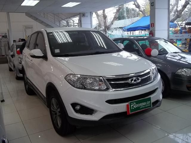 chery grand tiggo gl mt 2.0