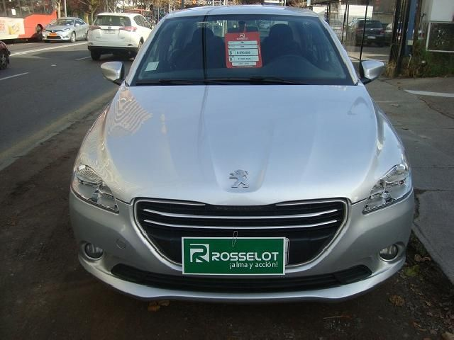 Autos Rosselot Peugeot 301 sedan active 1.6 mt hdi 2016