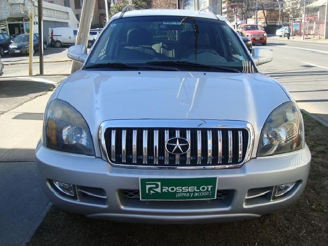 Autos Rosselot Jac Rein se 4x4 2.4 2012