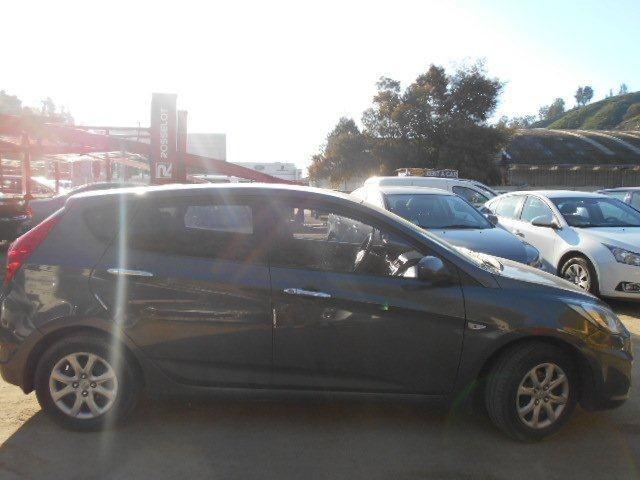 Autos Rosselot Hyundai Accent rb 1.4 2012