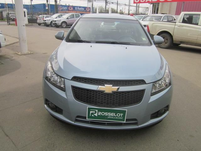 Autos Rosselot Chevrolet Cruze 1.8 ls at 2011