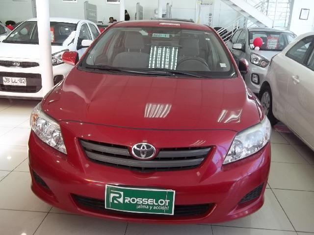 Autos Rosselot Toyota Corolla gli 1.6 2010