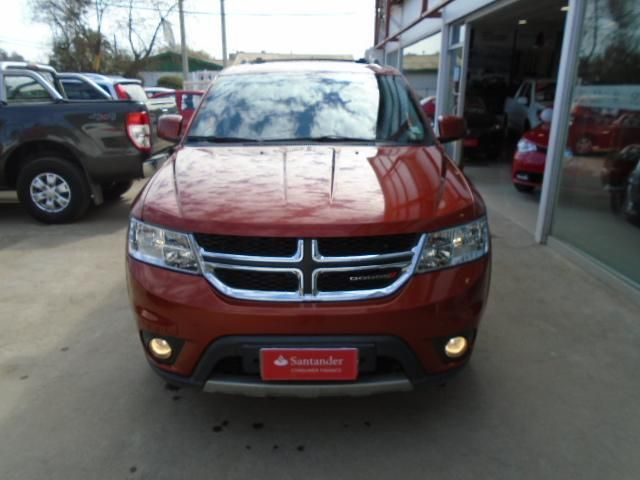 Autos Rosselot Dodge Journey se 2.4 aut 2014