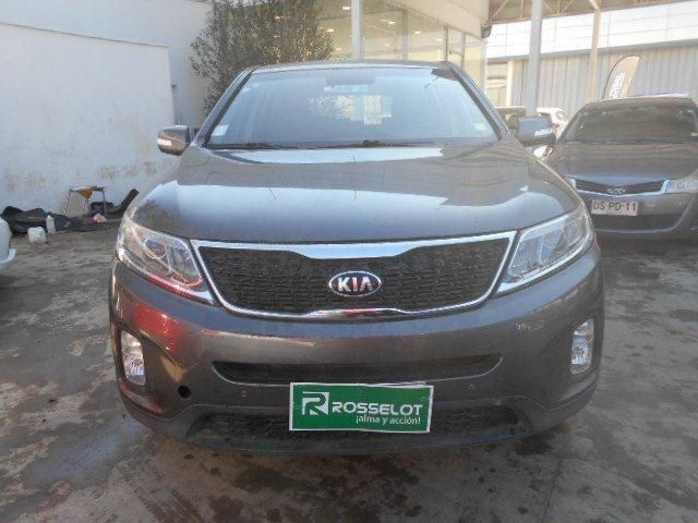 kia new sorento ex 2.4 7s gsl 6 at 4x2 - 1377