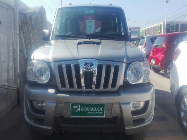 Autos Rosselot Mahindra Escorpio glx 4x2 2.5 2013