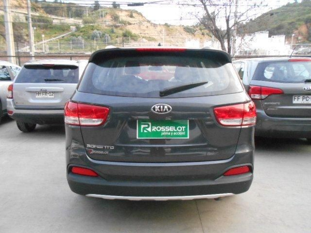 kia new sorento ex 2.4 gsl 6at 4x2 - 1590