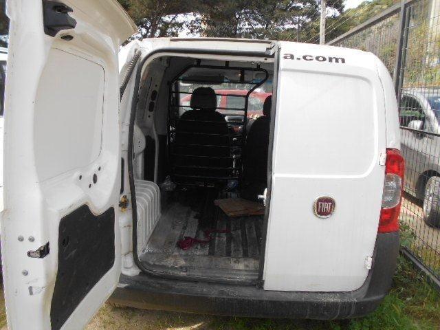 Camionetas Rosselot Fiat Fiorino city 1.4 gasolina (puerta lateral) 2015