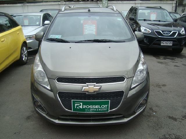Autos Rosselot Chevrolet Spark gt 1.2 a/a 2016