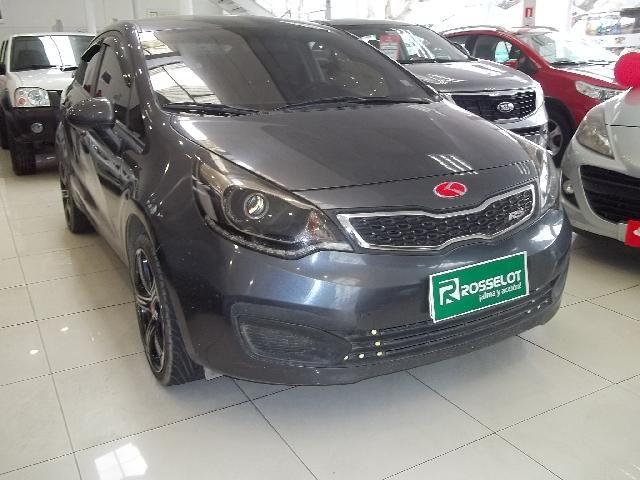 Autos Rosselot Kia Rio 4 ex 1.4l 6mt - 1420 2014