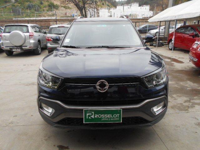 Camionetas Rosselot Ssangyong Xlv 4x2 at full xlv2211 euro vi 2017