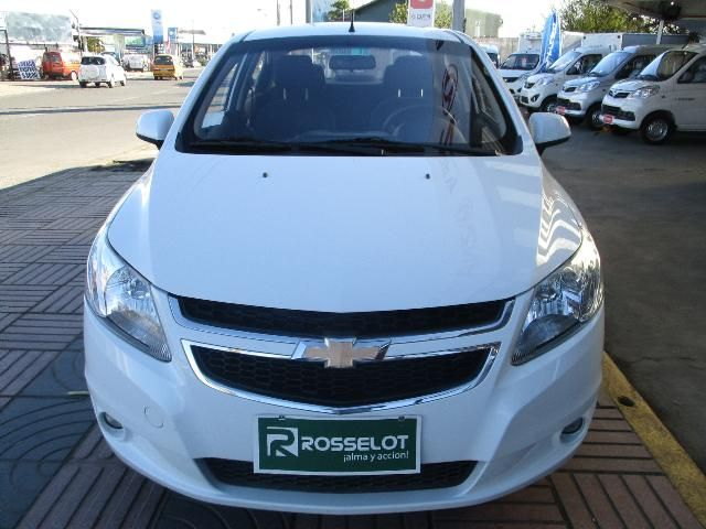 Autos Rosselot Chevrolet Sail 1.4 mt 2017