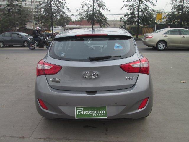 Furgones Rosselot Hyundai I 30 gls 1.6 2013