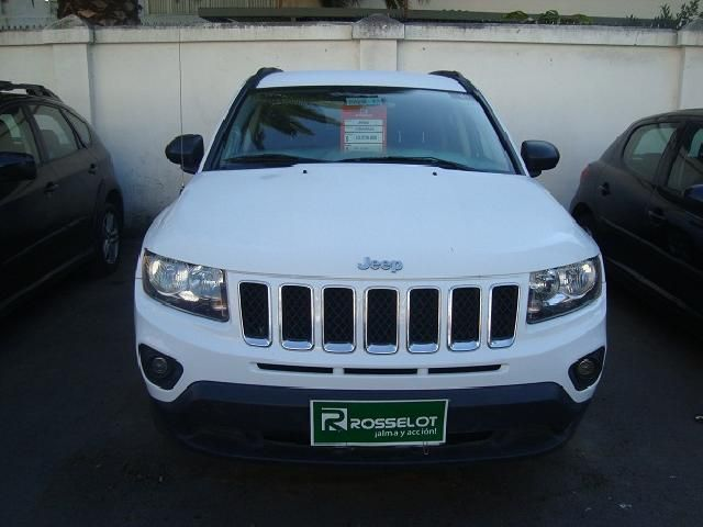 Autos Rosselot Chrysler Compass sport 2.4l at 4x2 2016