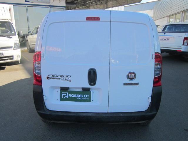 fiat fiorino city diesel ( puerta lateral )